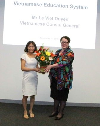 Vietnamese education highlighted in Western Australia hinh anh 1