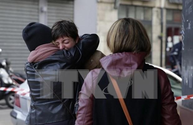 Ambassador: No Vietnamese casualties reported in Paris attacks hinh anh 1