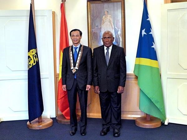 Solomon Islands hopes for closer ties with Vietnam hinh anh 1
