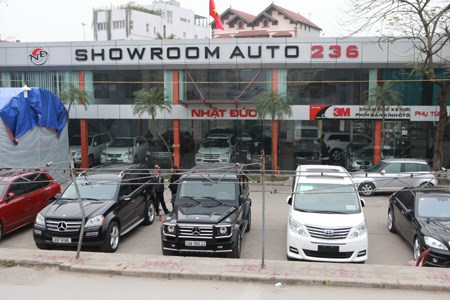 TPP to remove car tariffs in 13 years hinh anh 1