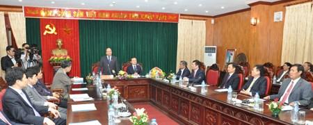 Hung Yen province targets comprehensive development hinh anh 1