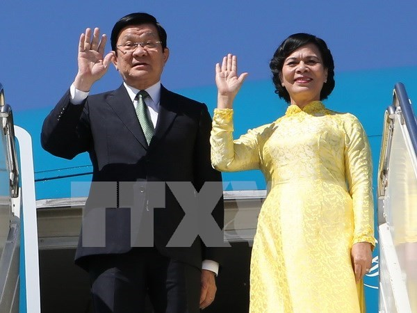 Vietnam to be active contributor at 23rd APEC summit hinh anh 1