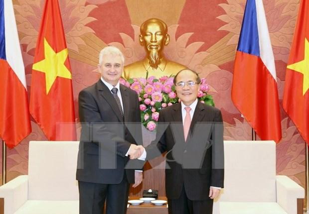 Vietnam, Czech Republic pledge to boost ties hinh anh 1