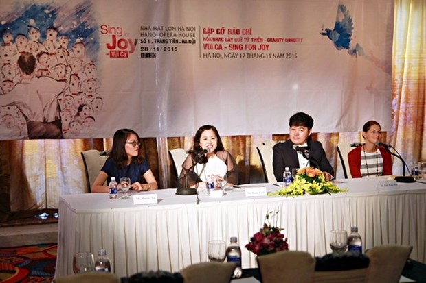 Concert to gather choirs from 15 countries hinh anh 1