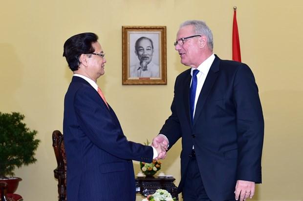 Vietnam, EU target multi-faceted ties hinh anh 1