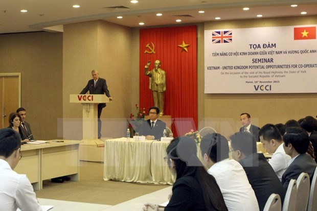 UK holds untapped potential for exports hinh anh 1