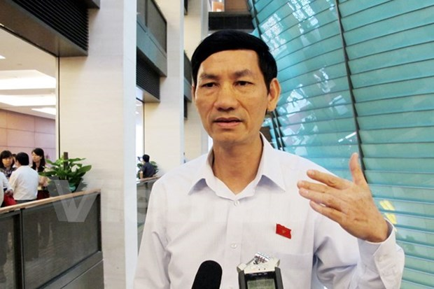 Deputies, voters satisfied with Q&A session hinh anh 1
