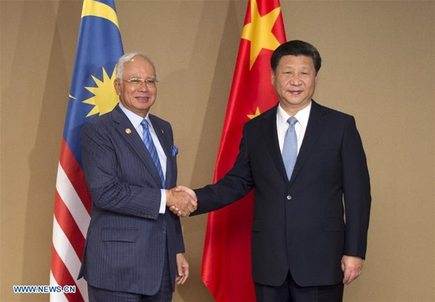 China prioritises diplomatic ties with Malaysia hinh anh 1