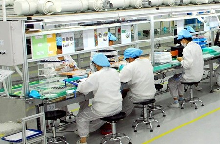 Electronics sector attractive to foreign backers hinh anh 1