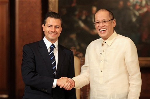 Philippines, Mexico ink financial, security, tourism cooperation hinh anh 1