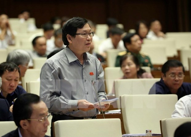 PM's answers at National Assembly session satisfy voters hinh anh 1