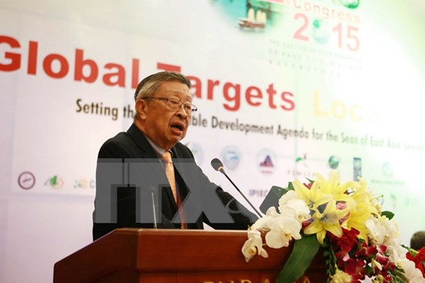 Vietnam shares experience in oil spill preparedness and response hinh anh 1