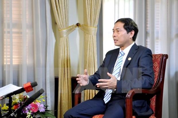Vietnam contributes to APEC Week success hinh anh 1