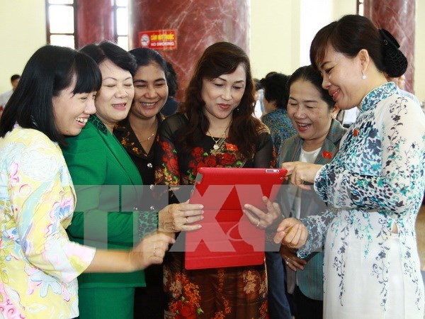 Workshop talks boosting ASEAN cooperation on gender equality hinh anh 1