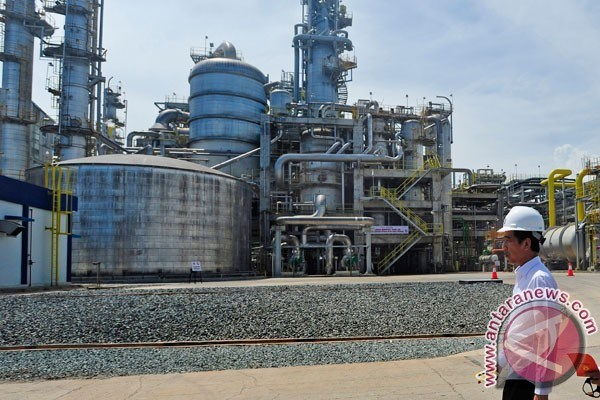 Indonesia opens Southeast Asia's biggest fertiliser factory hinh anh 1