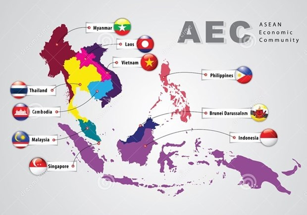 ASEAN business summit seeks higher economic growth hinh anh 1