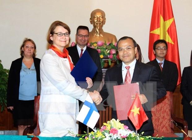 Finland asked to exempt visa for Vietnamese diplomats hinh anh 1