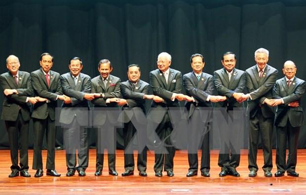 27th ASEAN Summit opens in Kuala Lumpur hinh anh 1