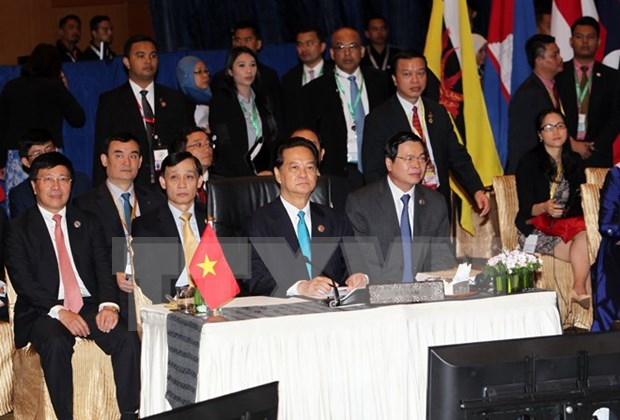 East Sea complicated developments challenge ASEAN hinh anh 1