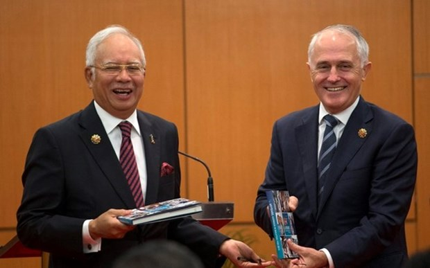 Malaysia, Australia to lift ties to strategic partnership hinh anh 1