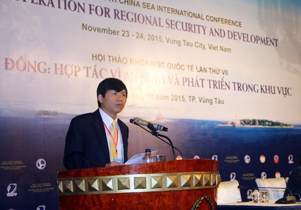 Global situation's impacts on East Sea disputes examined hinh anh 1