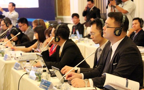 International workshop on East Sea opens in Vung Tau city hinh anh 1