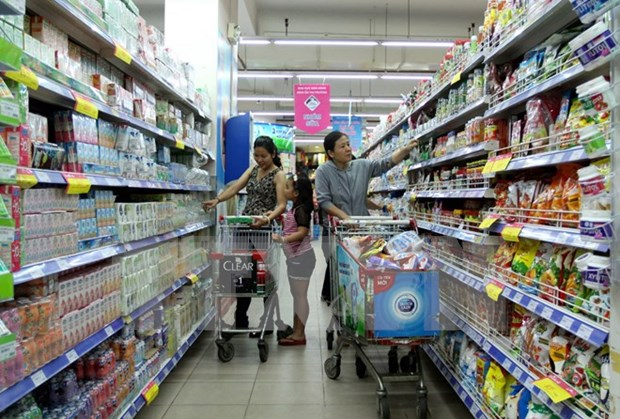 Southern hub's November CPI inches up 0.1 percent monthly hinh anh 1
