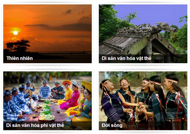 Vietnam heritage photo contest wraps up hinh anh 1