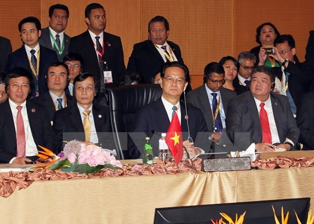Vietnam actively contributes to 27th ASEAN Summit: Deputy FM hinh anh 1