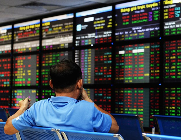 Vietnamese bank shares fall on inspection plan hinh anh 1