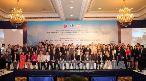 Thorny issues raised at East Sea international workshop hinh anh 1