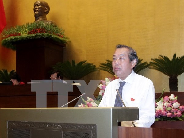 Vietnam, China boost practical procuracy cooperation hinh anh 1