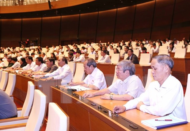 National Assembly adopts draft revised Civil Code hinh anh 1