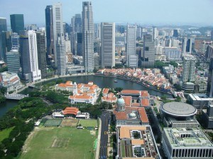 Singapore's CPI declines 0.8 percent in October hinh anh 1