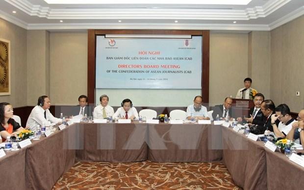 ASEAN journalists to meet in Vietnam hinh anh 1