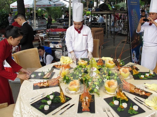 HCM City: Festival features international elegant cuisine hinh anh 1
