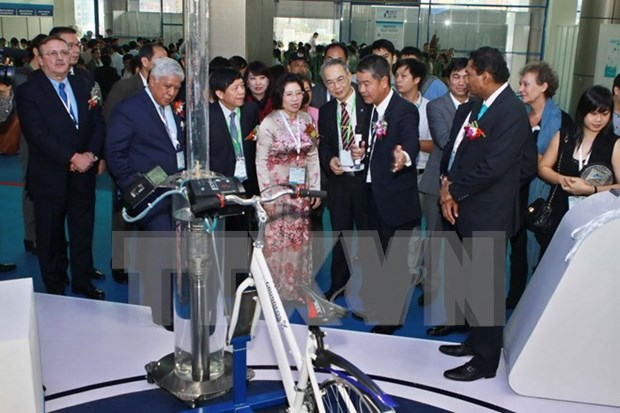 International water and energy expo opens in Hanoi hinh anh 1