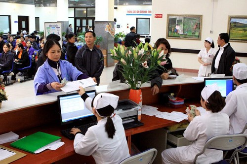 IT application boosts hospital treatment hinh anh 1
