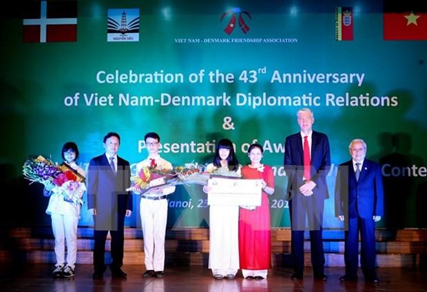 Celebration promotes Vietnam-Denmark friendship hinh anh 1