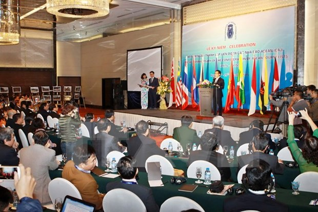 Vietnam assumes presidency of Confederation of ASEAN Journalists hinh anh 1