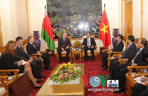 Vietnam, Belarus forge ties in national security hinh anh 1