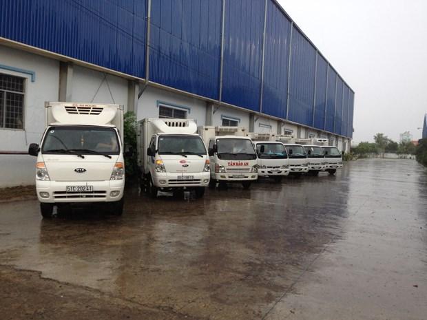 Vietnam to establish goods transportation information centres hinh anh 1