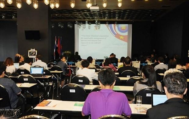 Vietnam, Thailand seek stronger marine cooperation hinh anh 1