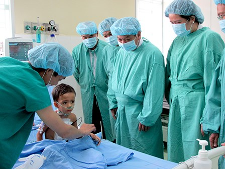 Poor heart patients in Mekong Delta to get free operation hinh anh 1