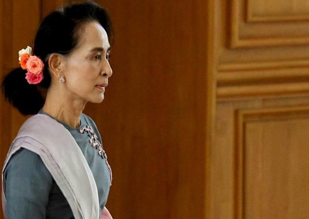 Myanmar discussions to be held for political transition hinh anh 1