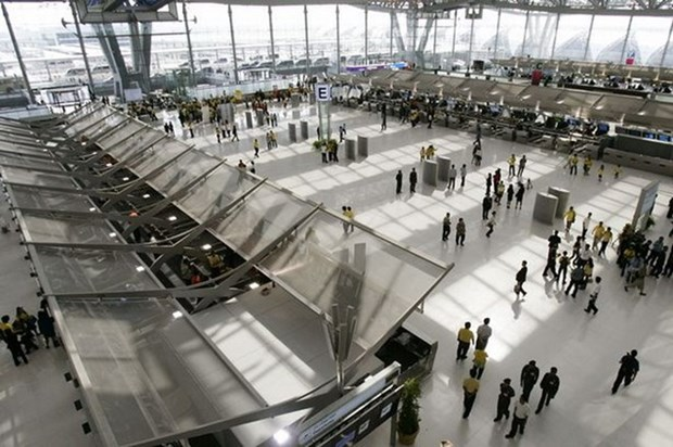 Thai airports run passenger information system to counter terrorism hinh anh 1