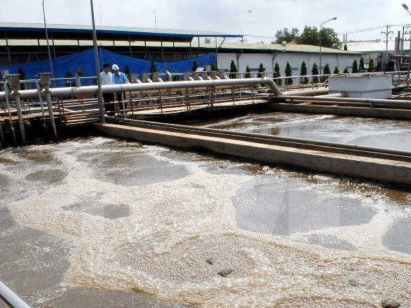 Over 1 mln cu.m of industrial wastewater dumped everyday hinh anh 1