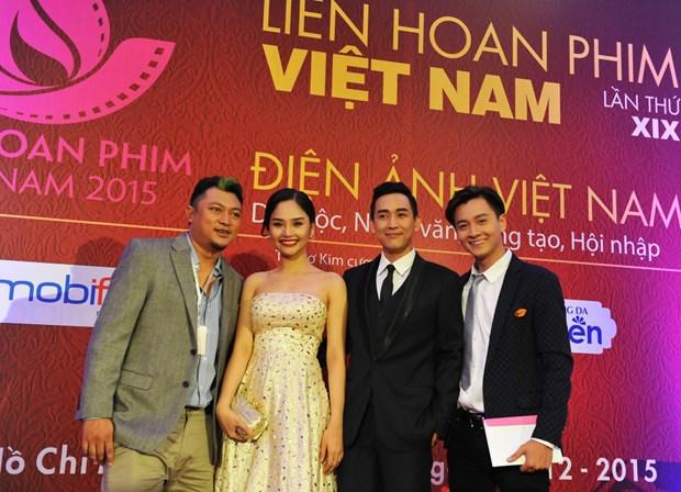 19th Vietnam Film Festival kicks off in HCM City hinh anh 1