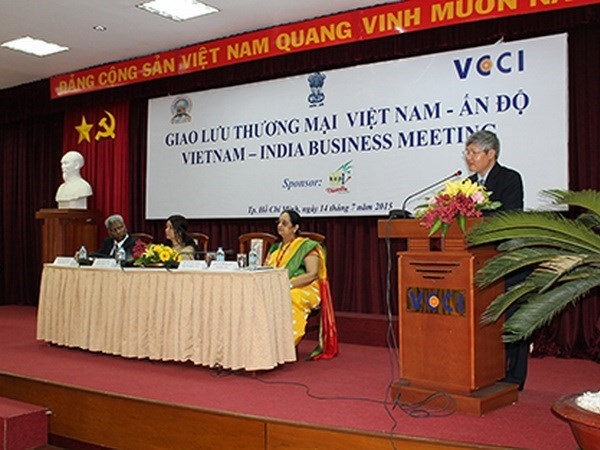 Vietnam, India boost trade cooperation hinh anh 1