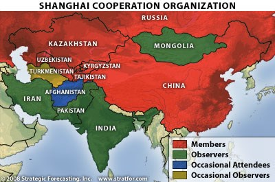Shanghai Cooperation Organisation promotes ties with ASEAN hinh anh 1